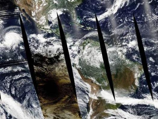 As fotos mais incríveis da Terra vista por satélites em 2019, segundo a NASA