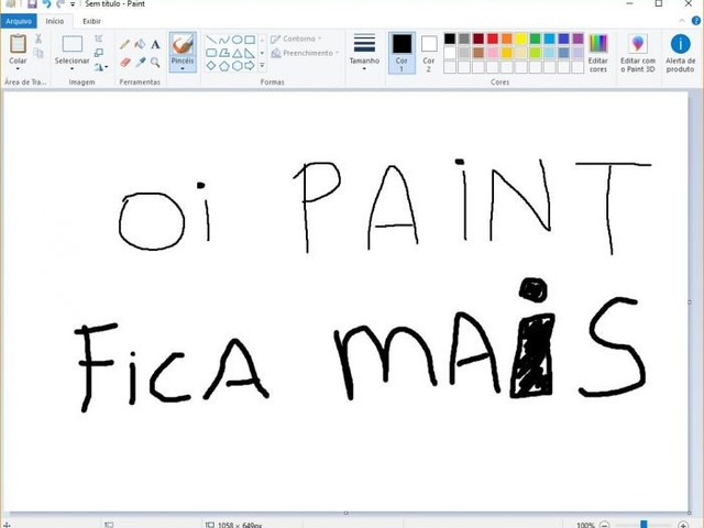 Microsoft manterá Paint no Windows 10
