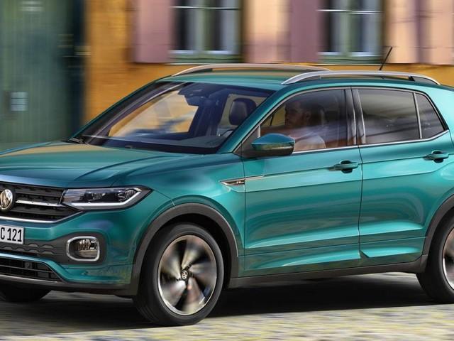VW T-Cross: preço R$ 13,5 mil abaixo do HR-V - Europa