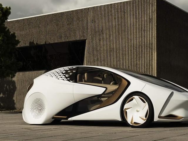 Toyota mostra conceito de mobilidade elétrica em Tóquio