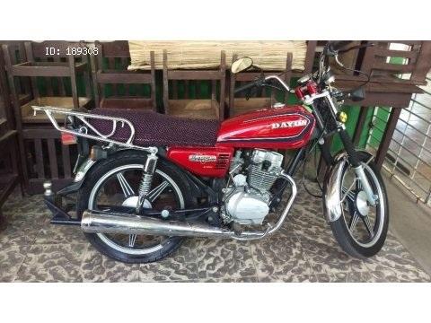 Linda Motocicleta DAYUN 125cc