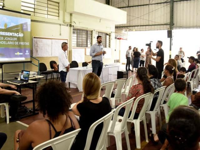 Reconstrução da Emeb Joaquim Candelário começa em Jundiaí no mês de abril