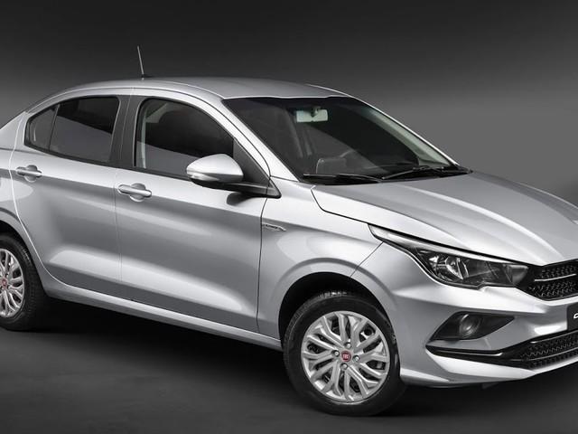 Fiat Cronos Drive 1.8 Automatico 2019 - preço R$ 68.790