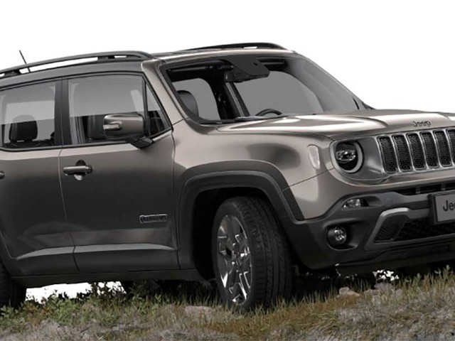 [Segredo] Jeep Renegade terá versões Limited e MOAB com motor 2.0 Turbo diesel