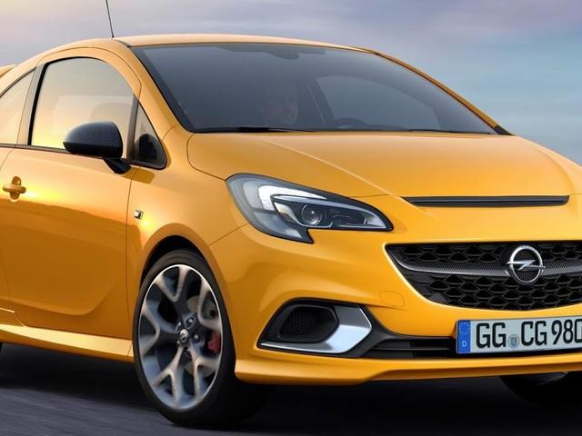 PSA apresenta nova geração do Opel Corsa GSi - Europa