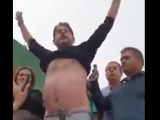 "Vídeo: antes de ser baleado, Cid Gomes fez discurso chamando policiais de ""bandidos"""