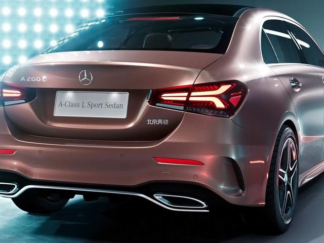 Mercedes-Benz Classe A Sedan 2019: fotos e especificações