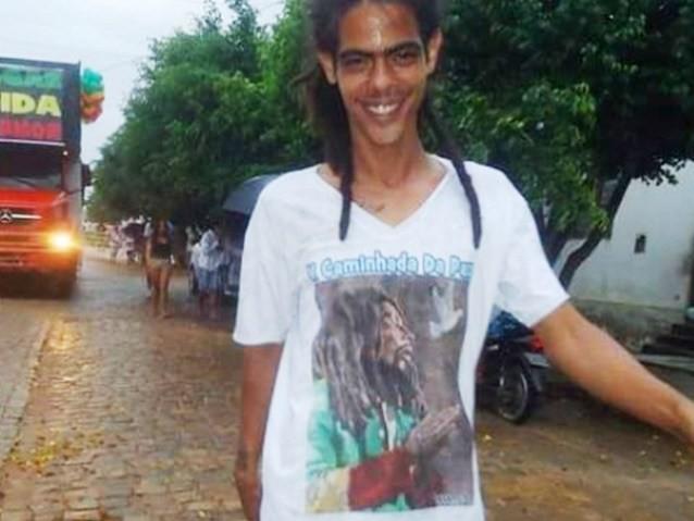 Em outubro, ativista baiano denunciou violência policial