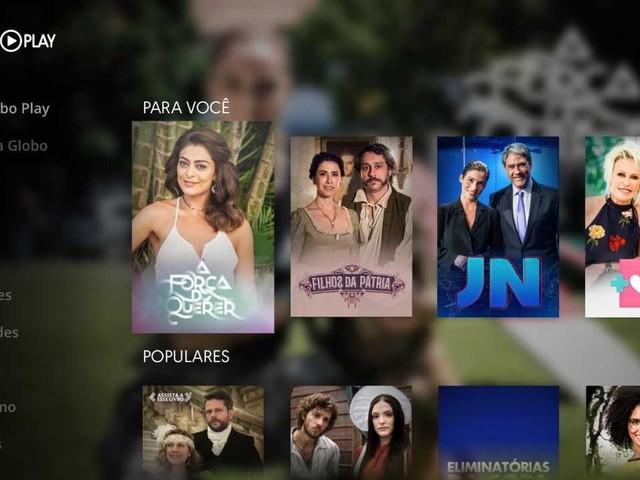 Globo Play, serviço de vídeo on demand da Globo, chega à Apple TV