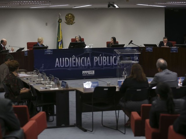 Brazil Holds Public Hearing on Decriminalization of Abortion