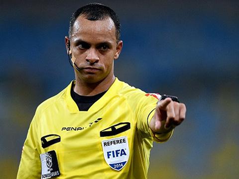Decisão do Estadual com árbitro do quadro da Fifa pela 4ª vez em 8 anos