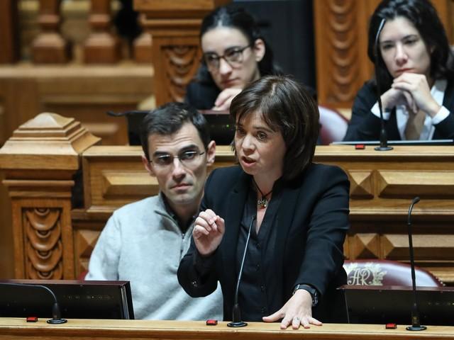 Bloco insiste na audição da secretária de Estado da Segurança Social