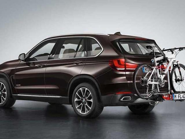 Acessório: BMW X5 e X6 ganham engate elétrico
