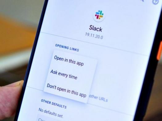 Google vai corrigir seção do Android 10 que seleciona qual app abre seus links