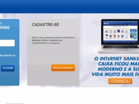 Consultar Cartão de Credito da CAIXA