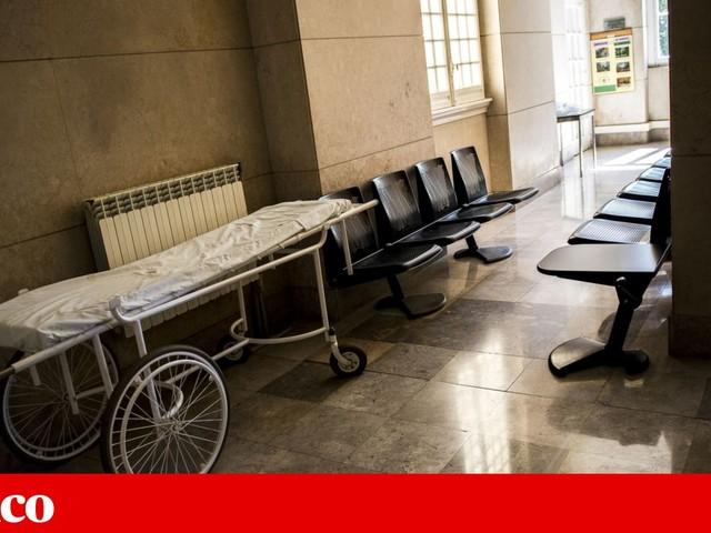 Urgência de Caldas da Rainha sobrelotada obriga a reencaminhar doentes críticos