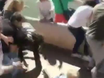 Jogo infantil na Espanha termina com cenas lamentáveis… entre os pais
