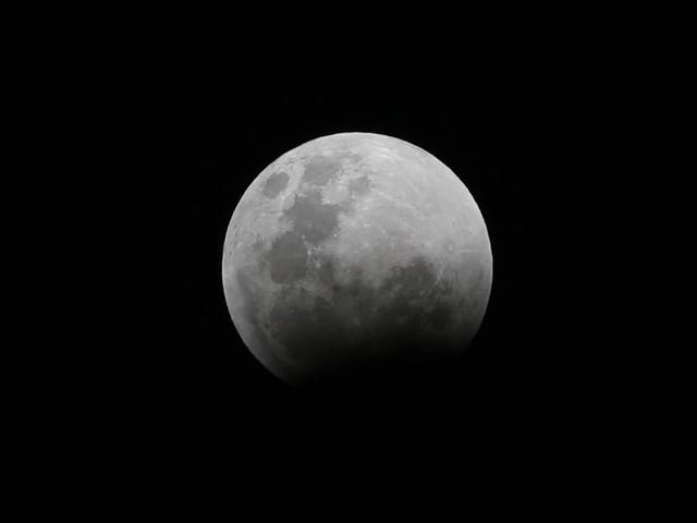 Eclipse parcial da Lua poderá ser visualizado em todo o Brasil