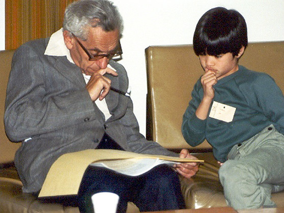 Pál Erdős, para quem matemática era vida