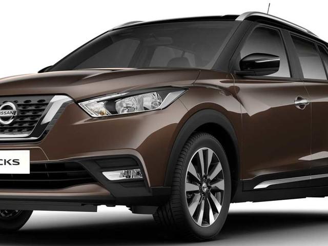 Como antecipamos, Nissan Kicks ganha versão manual por R$ 70.500