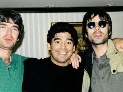 A noite maluca em que Maradona ameaçou atirar nos irmãos Gallagher