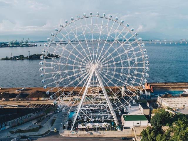 Rio Star: como é, quanto custa, como chegar e dicas da maior roda gigante da América Latina