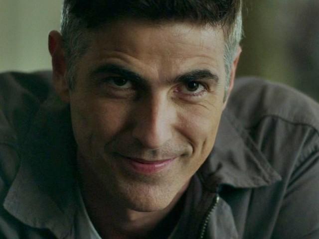 Vaza foto de Reynaldo Gianecchini na próxima novela da Globo e a beleza do vilão impressiona