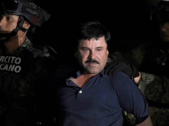 Advogado de El Chapo diz que cartel subornou presidentes do México