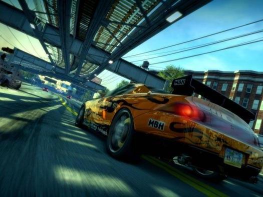 Burnout Paradise: Remastered se prepara para explodir tudo no PS4 e Xbox One