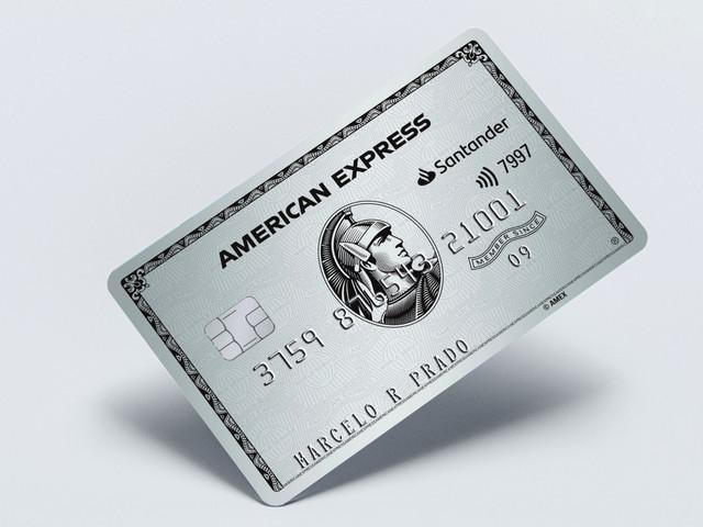 Santander começa a aprovar pedidos dos cartões American Express