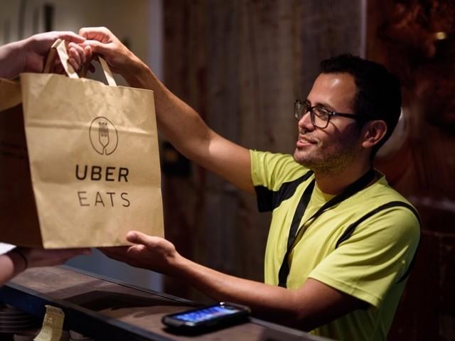 UberEATS prestes a chegar a Lisboa