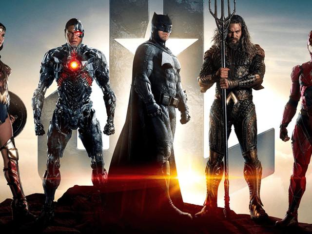"""Um novo pôster incrível de """"Liga da Justiça"""" saiu e ele só contribuiu para aumentar o nosso hype"""