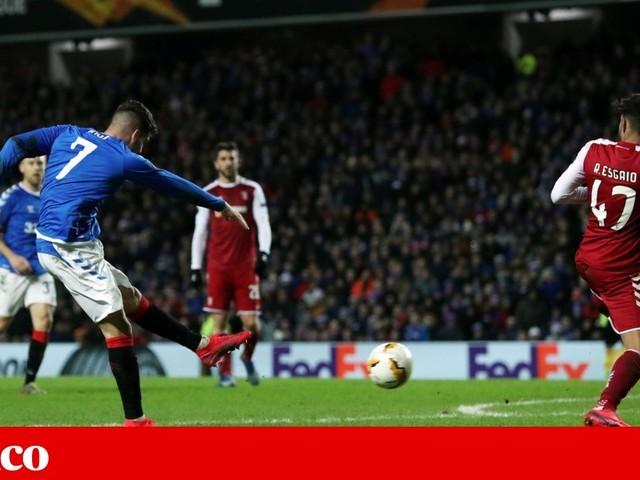 Sp. Braga, da possível goleada à derrota em Glasgow