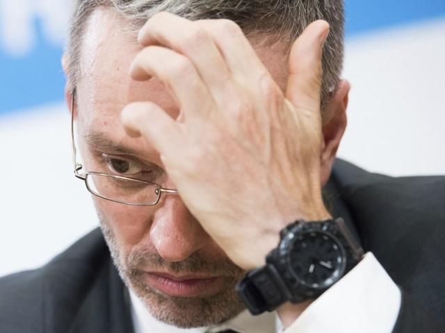Österreichischer Innenminister Kickl muss gehen