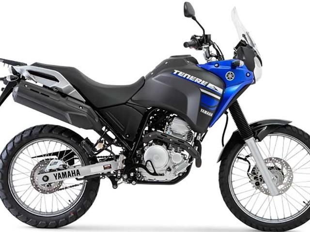 Com novas cores, Yamaha XTZ 250 Téneré tem preço sugerido de R$ 16.190