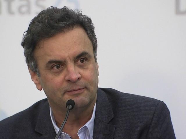 Marco Aurélio, do STF, quebra sigilo bancário e fiscal de Aécio e da irmã