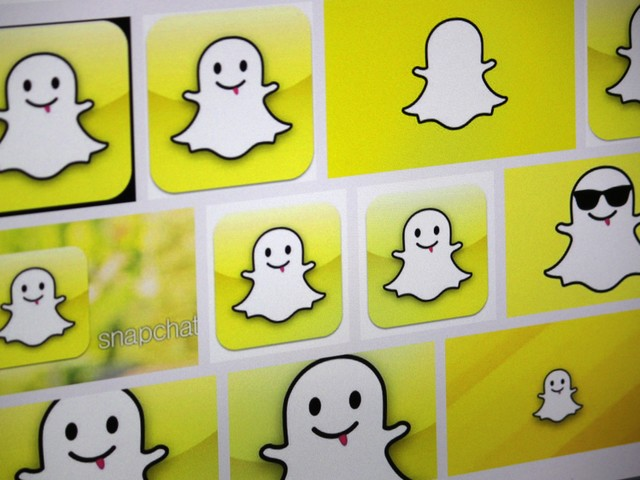 Snapchat permite a personalização de filtros dentro do próprio aplicativo