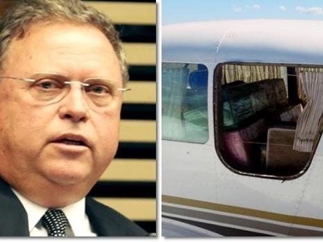 Avião com 653kg de cocaína decolou da fazenda de ministro de Temer