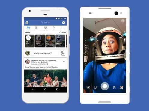Facebook Stories chega a 500 milhões de usuários