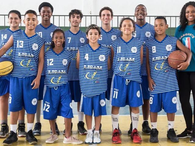 Intercolegial: Com tradição no basquete, Liceu Santa Mônica busca 17º título na modalidade