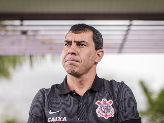 Carille muda o ataque do Corinthians e escala Jùnior Dutra contra Ferroviária