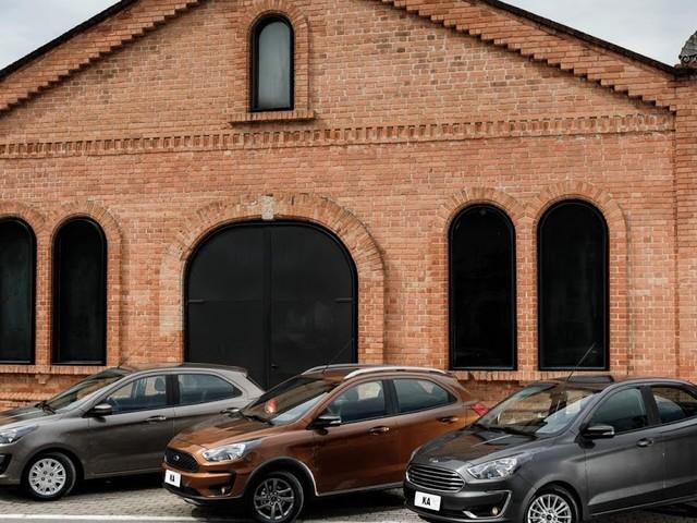 Ford Ka 2019 Hatch e Sedan: aumento de preços em janeiro
