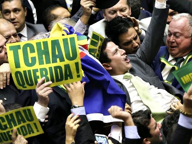 Cunha comprou deputados para votarem a favor do impeachment de Dilma