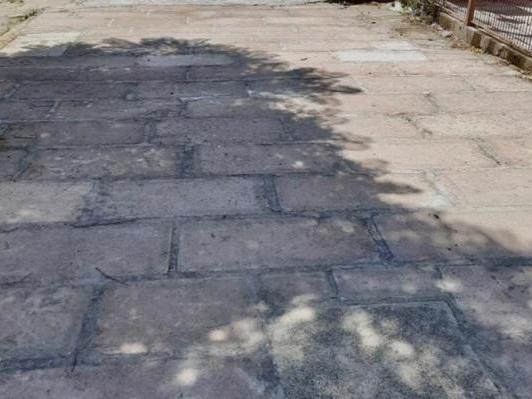 Após reportagem, canalização de esgoto pluvial recebe reparos