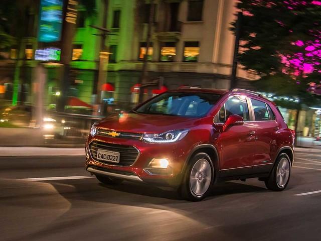 Chevrolet Tracker ganha versão PCD por R$ 72.346
