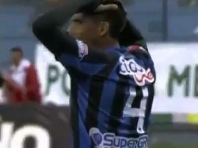Procuramos uma explicação para este gol contra na Colômbia e não encontramos