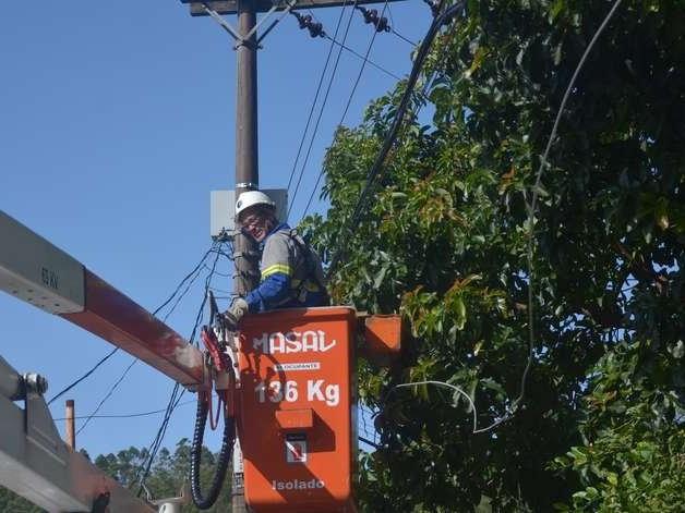 RS tem 4 mil clientes sem luz desde quarta-feira