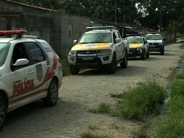 Ações contra o tráfico de drogas são implantadas em Pilar, AL, para redução da criminalidade
