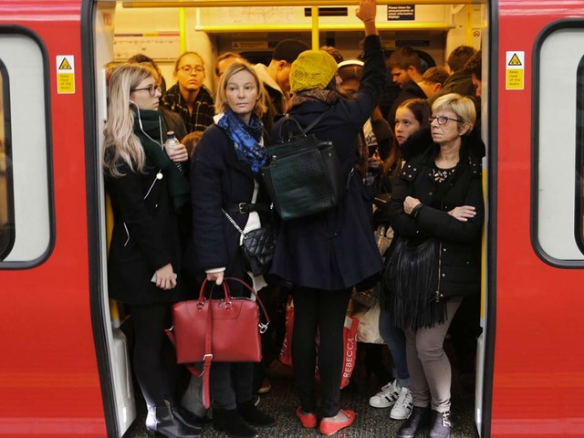 Metrô de Londres começará a rastrear seus passageiros