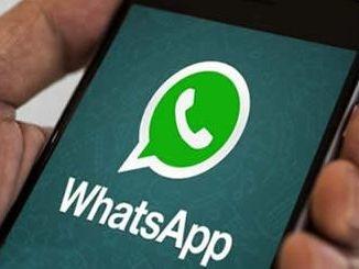 Um a cada 10 usuários do WhatsApp é brasileiro